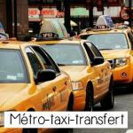 métro taxi new york
