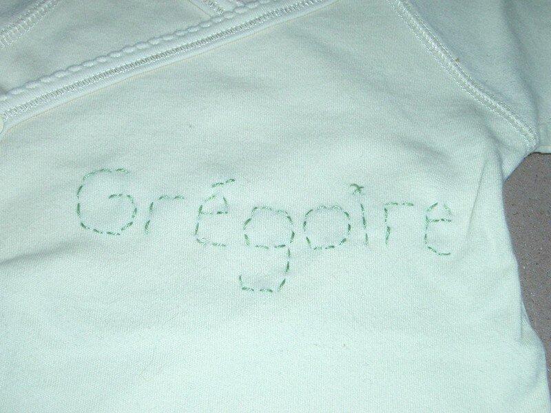 Body GREGOIRE 1