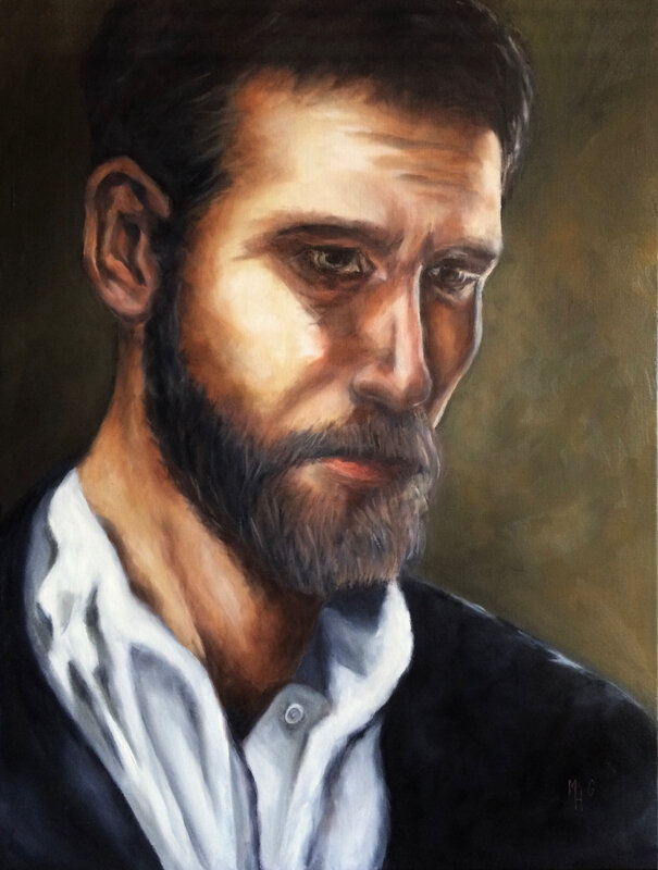 Fin portrait
