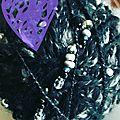 Perles en enfilade! beads beads beads....