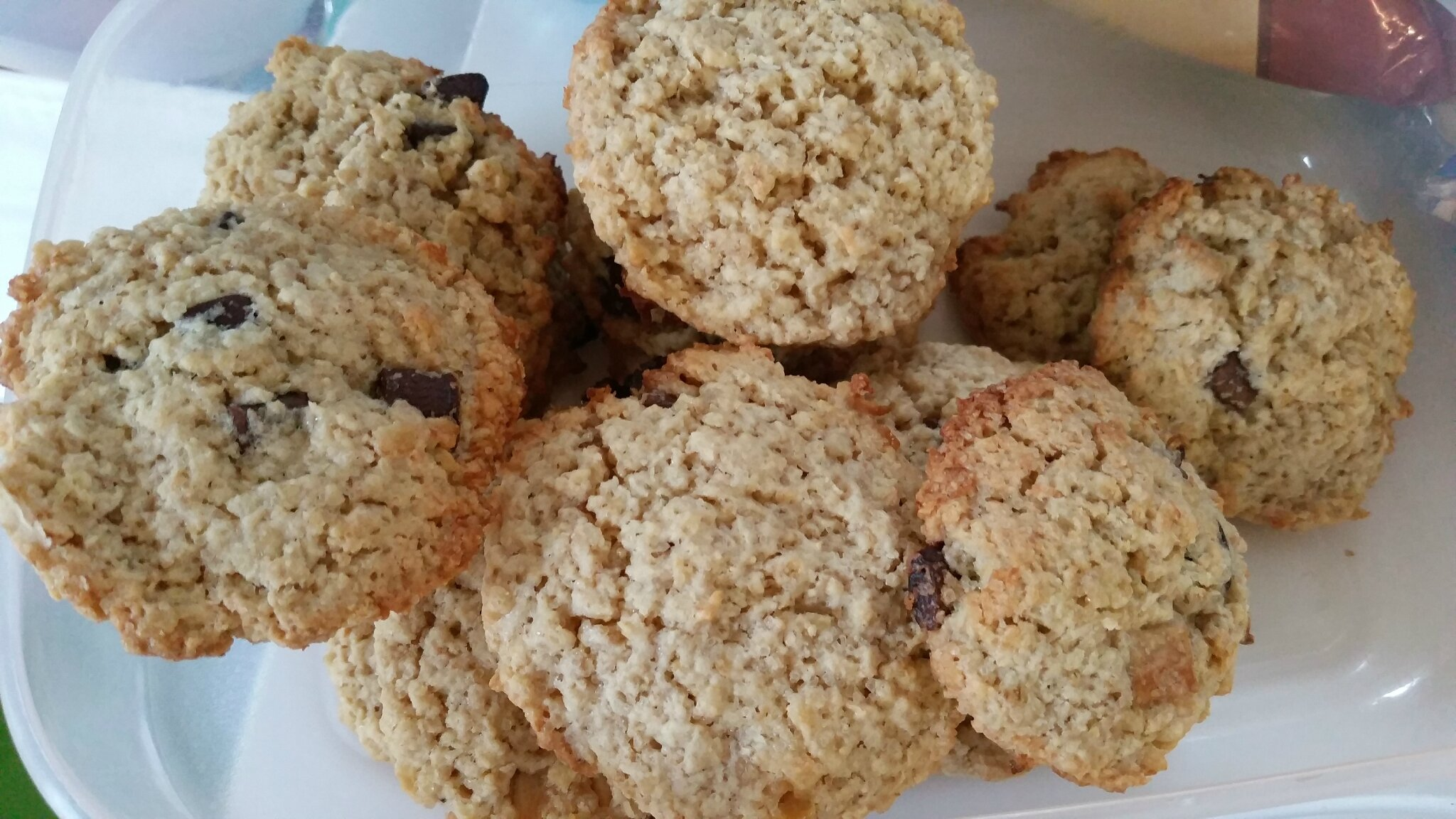 Recette de cookies (ultra facile!)