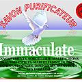 Savon purificateur immaculate