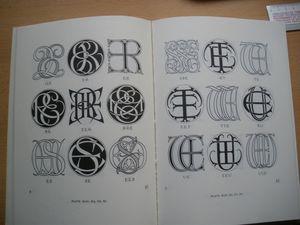 monogrammes E