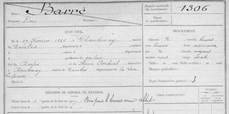 FM1306 claase 1906 bureau de Nantes René Barré_1