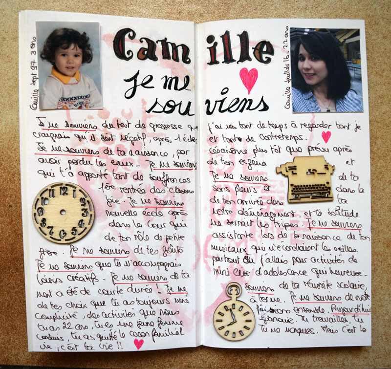 Camille je me souviens