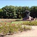 Varsovie : parc Chopin