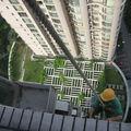 Face à face avec un chinois au 30eme étage! ahhhh!!