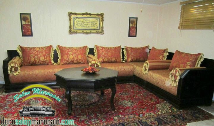 Stunning Salon Marocain Traditionnel Et Moderne Photos