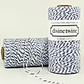 Nouveaux coloris Baker's twine