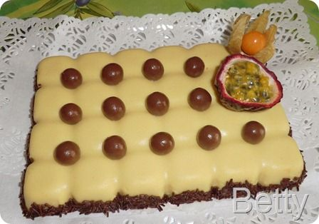 gateau betty