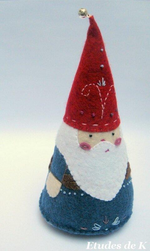 Gnome de Noël #1