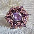Bague Chinese Purple Stone 6-1