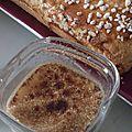 Crèmes à la vanille brûlées multidélices avec tm/dm