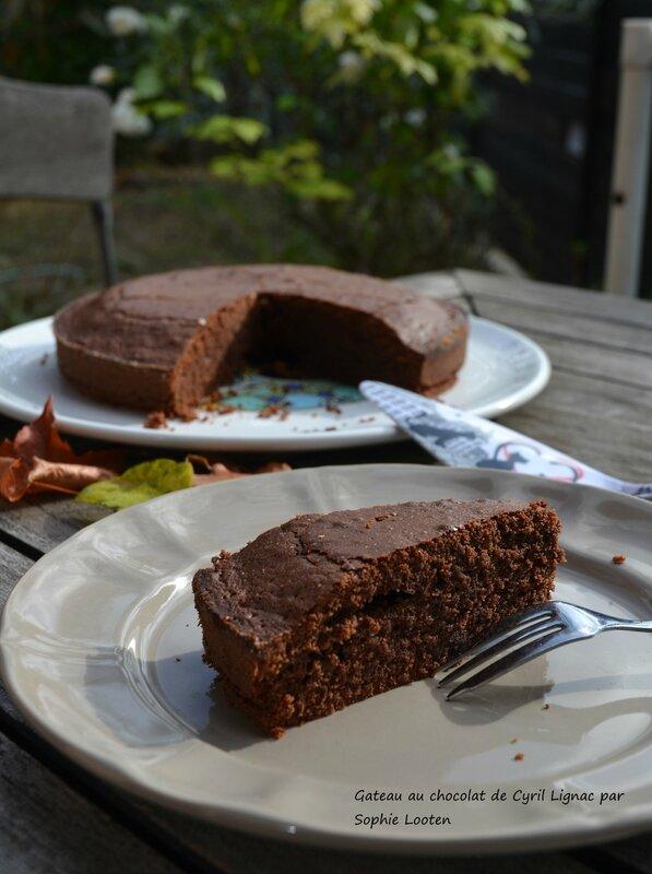 Gateau chocolat CLignac4