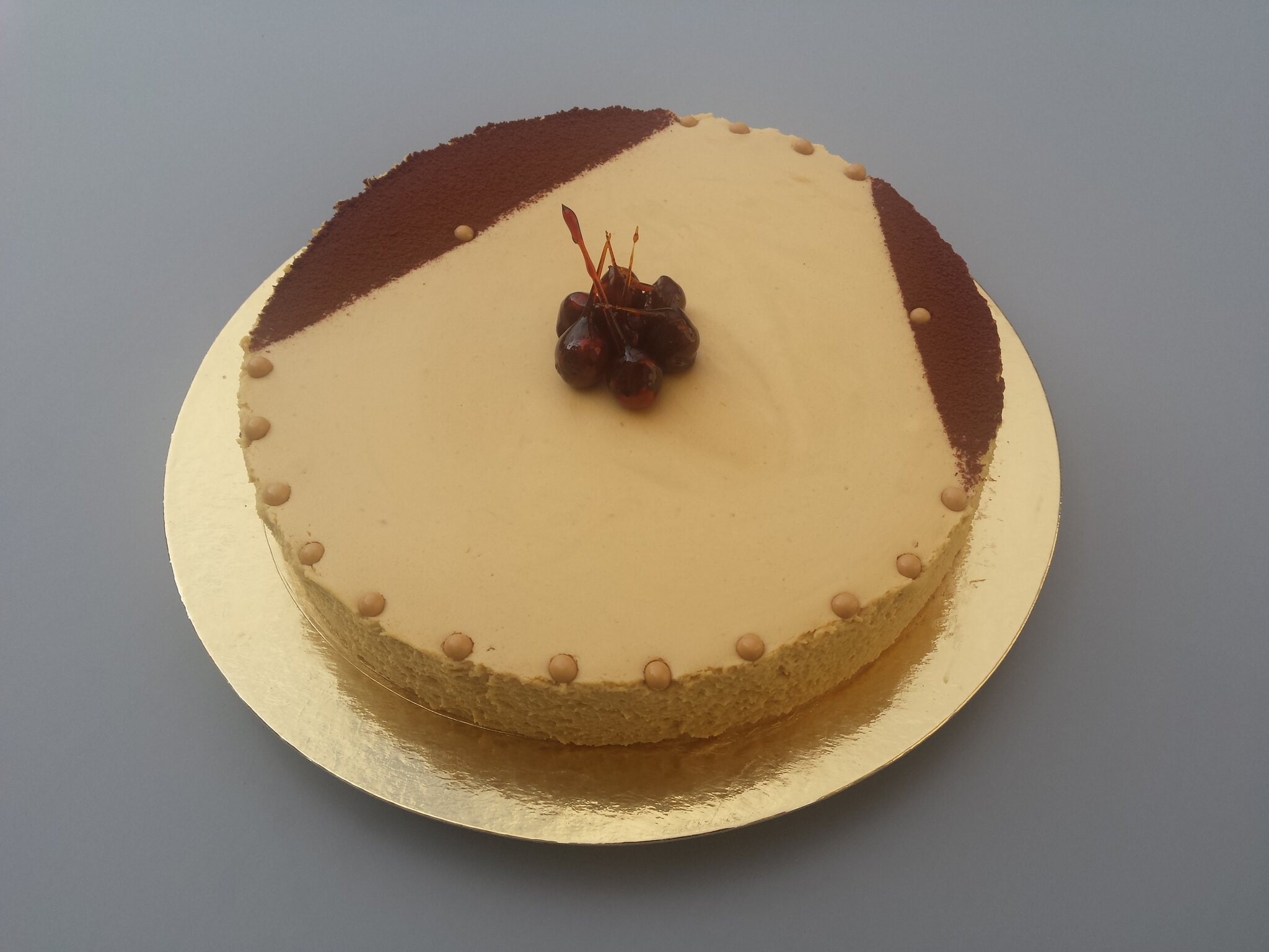 Entremets dulcey