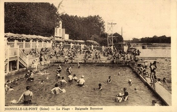 Berretrot à Joinville 1936_4