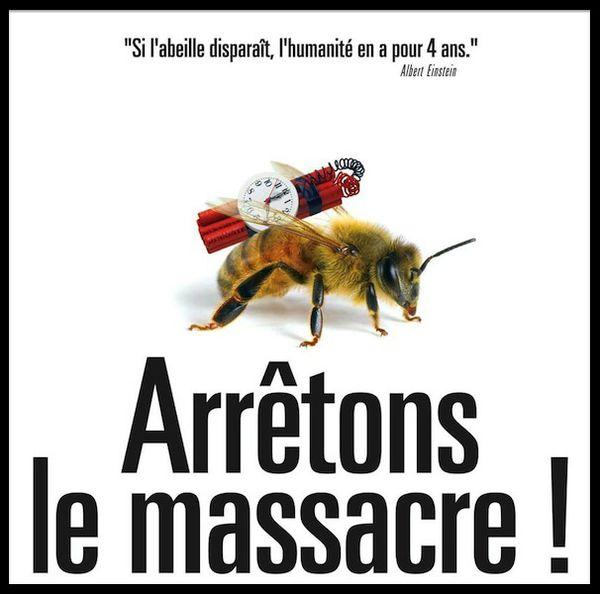 abeilles arretons le massacre
