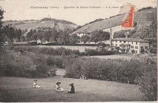 chatonnay ste colombe