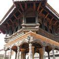 Un petit temple (Bakhtapur)