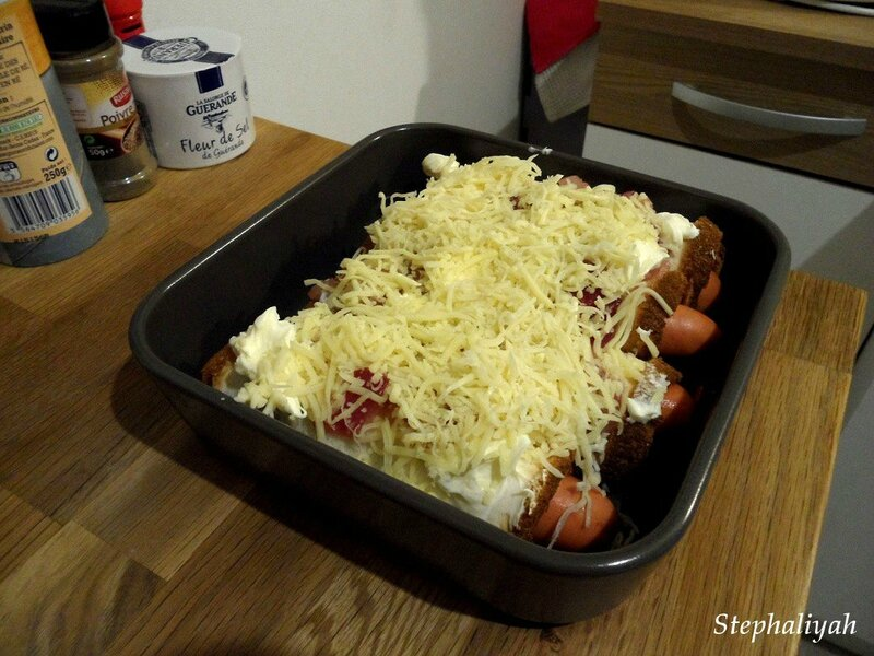 Croques hot dog - 5