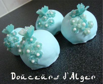 Boules fleuries 2