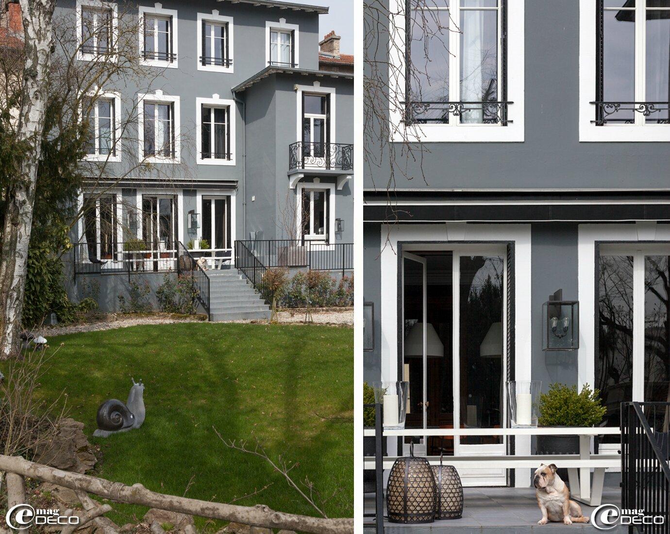 El 39 lef bien page 90 el 39 lef bien for Peinture facade maison grise