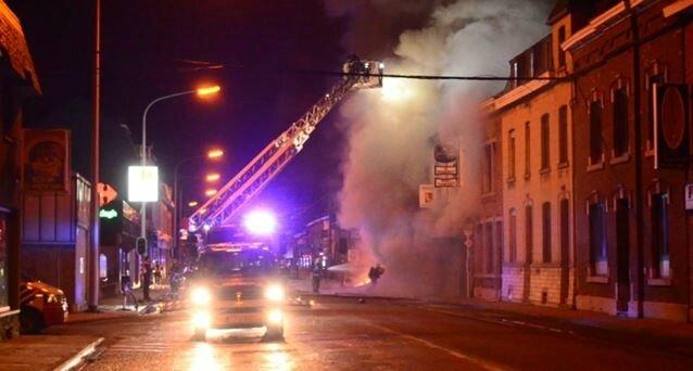 incendie Prayon