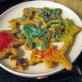 premier biscuits de noël