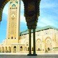 Esplanade Mosquee Casablanca