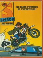 Spirou Album 183 -0001