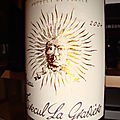 chateau Tirecul la Gravire 2004 monbazillac