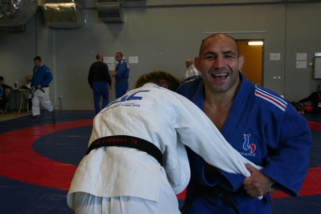 Rassemblement des v t rans l 39 inj paris 2011 - Institut national du judo porte de chatillon ...