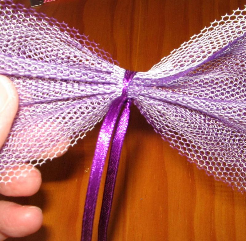 img_6021_crop - Noeud Pour Voiture Mariage Tulle