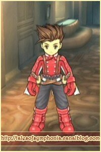 Costume Lloyd de face