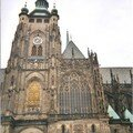 PRAGUE Hradcany - Cathédrale St Guy