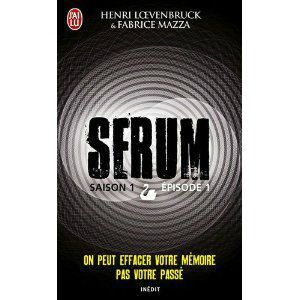 Srum saison1 pisode1 Loevenbruck &amp; Mazza Lectures de Liliba