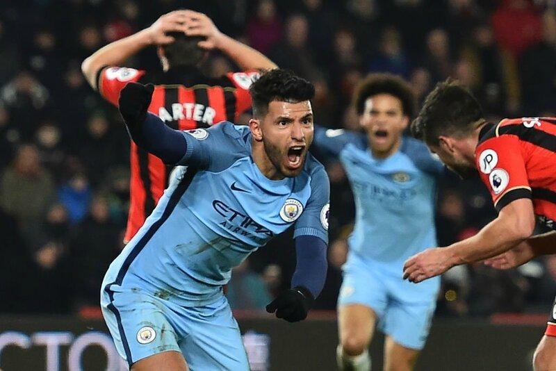 But Bournemouth Manchester City, vidéo Bournemouth Manchester City, résumé Bournemouth Manchester City, Bournemouth, Manchester City