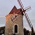 Moulin de saint mitre les rempart