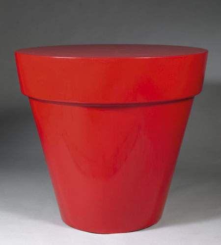 Jean pierre raynaud 1939 pot rouge alain r truong - Le mas des pots rouges ...