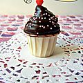 La quintessence du cupcake { seems like american dream } recette des mes petits hi(gh)-hat cupcakes