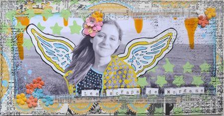 Morgane Mai 2012 des Poulettes