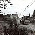 Ohain - libération de la ville le 2 septembre 1944
