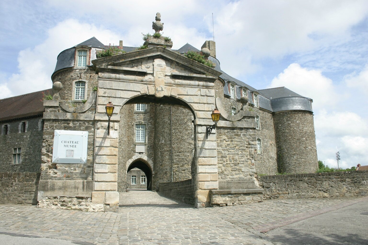 Chateau musee for Piscine boulogne horaires