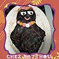 Le gâteau d'anniversaire de ma nono : barbamaman