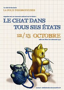 affiche concours chats