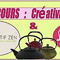 Classement provisoire créativi-thé