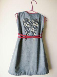 robe croisée 2
