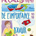 De l'importance d'avoir sept ans, alexander mccall smith
