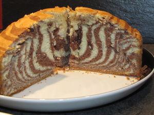 Cake marbr italien pour ceux qui aiment cuisiner for Comment nettoyer du marbre blanc