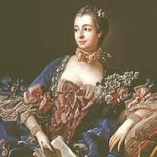 Madame de pompadour francois boucher 1757